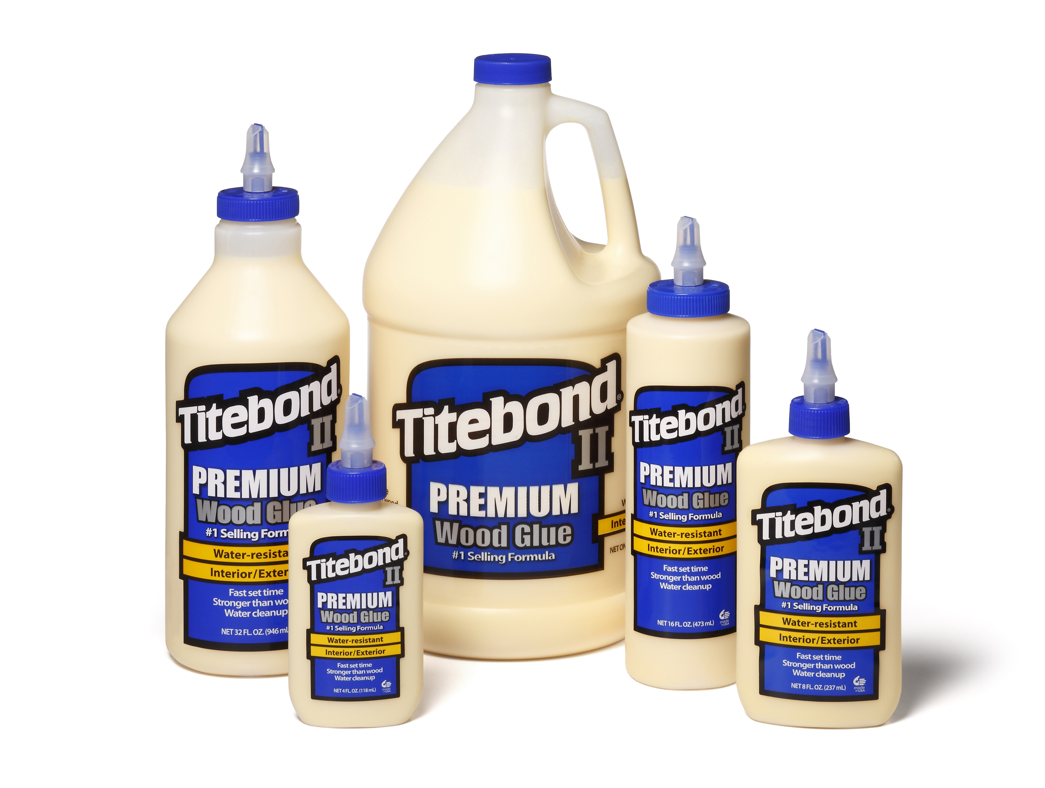 titebond ii premium wood glue