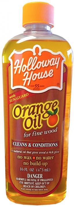 Holloway House® Orange Oil - Apelsinų Aliejus