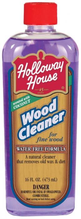 Holloway House® Wood Cleaner - Medienos Valiklis