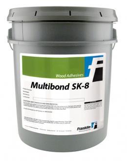 Multibond SK-8 - Ypatingai Atsparūs Vandeniui Pramoniniai Klijai Medienai (D4)