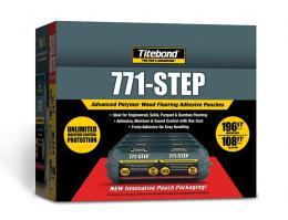 Titebond® 771-Step – Klijai Medinėms Grindims ir Parketui Su Apsauga Nuo Drėgmės ir Garso (17,2kg)