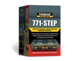 Titebond® 771-Step – Klijai Medinėms Grindims ir Parketui Su Apsauga Nuo Drėgmės ir Garso (8,6kg)